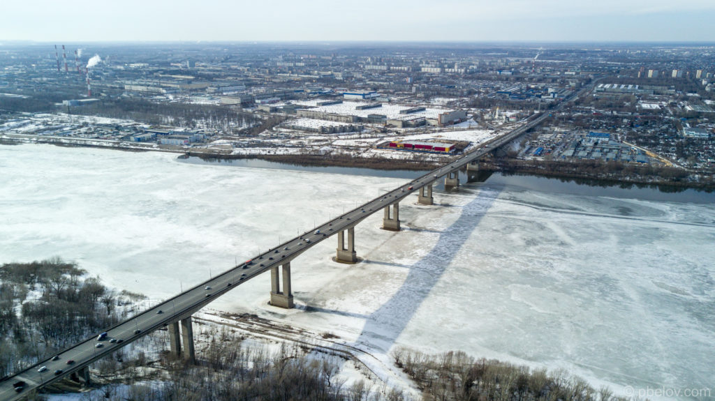 "Мызинский Мост / Bridge ""Myzinsky"""